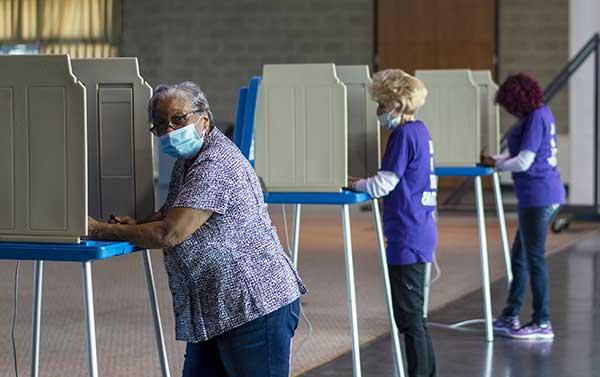 Racine Voting Options
